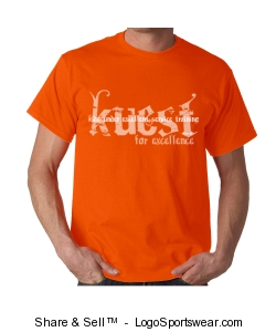 KUEST T-Shirt Design Zoom